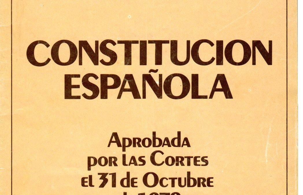 Diálogo para la paz en Cataluña desde la Constitución del 78