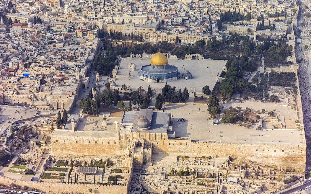 Trump dinamita la paz en Oriente Medio
