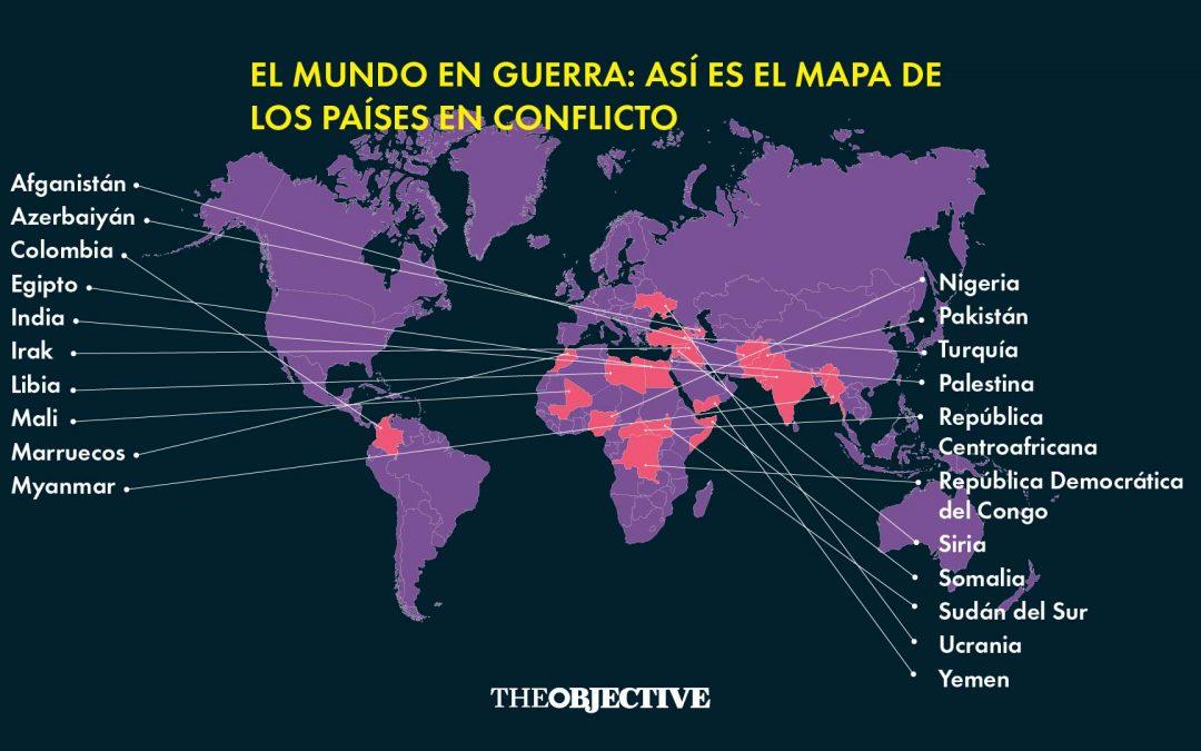 ¿Es más violento el mundo actual que el pasado?